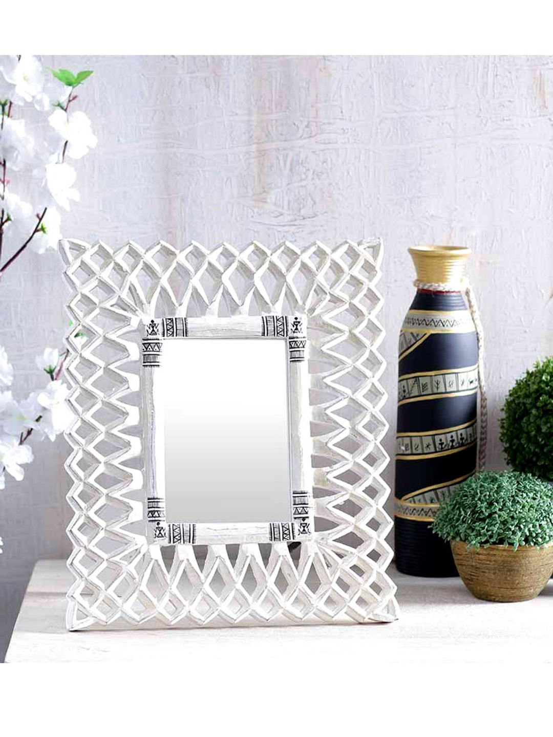 White Gold Photoframe