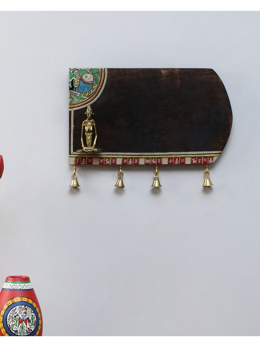 Handcrafted Dhokra Name Plate