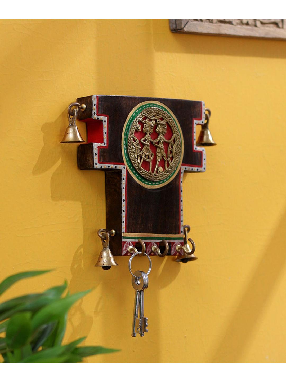 Dhokra Key Hook