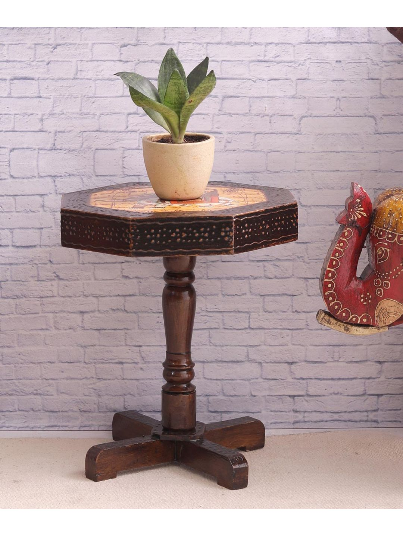 Jaipuri Folding Corner Table
