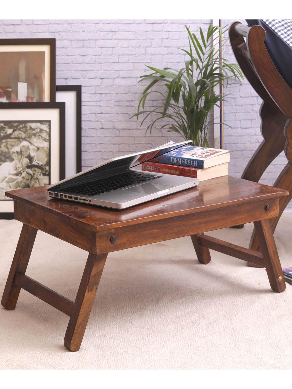 VarEesha Sheesham Wood Multipurpose Laptop Table