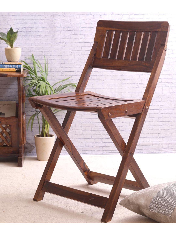 Sheesham Wood Folding Chair