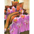 Floral Printed Bedsheet W/Pillow Cover-Pack of 3 Pcs by Dekor World