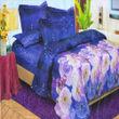 Floral 3D Print Bedsheet W/Pillow Cover-Pack of 3 Pcs by Dekor World