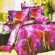 Floral 3D Print Bedsheet W/Pillow Cover-Pack of 3 Pcs by Dekor World