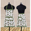 Floral Fun Apron Set (Pack of 2 Pcs) by Dekor World (MORE COLOR)