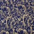Gold Printed Cotton Diwan Set (Pack of 6) by Dekor World  (MORE COLORS)