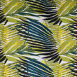 Go Green Printed Cotton Fabric by Dekor World