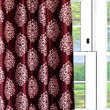 Damask Brown Fabric by Dekor World  (MORE COLOR)