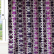 Dot Purple  Fabric by Dekor World  (MORE COLOR)