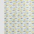 Multi Car  Cotton Fabric by Dekor World