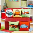 Fun Club Kidz Multi Carz Cushion Collection (Pack of 5 Pcs)