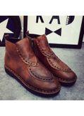 PU Boots Brown - KP001375