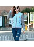 Trendy Padded Jacket-Blue - KP001411