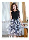 Beautiful Organza Dress - KP001449