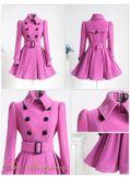 High Quality Wool Coat - KP001522