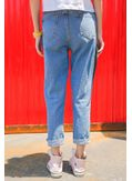 Korean Style Denim Jeans - KP001551