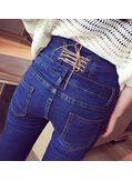 Pencil Denim Long Pant- KP001553
