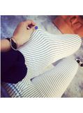 Stripped Pants in Two Color -  KP001554