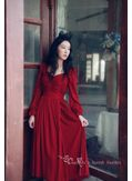 Wine Red Maxi - KP001616