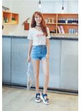 Sweet Blue Shorts - KP001632