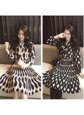 Printed Summer Dress - KP001635