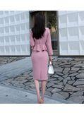 Peplum Top + Skirt - KP001840