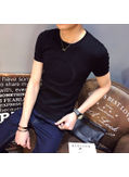 O - Neck Knitted Tee - KP001930