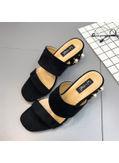 Pearl Design Slippers - KP002057