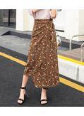 Wrap Around Printed Skirt - KP002066