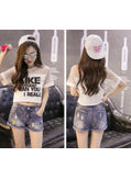 Cute Denim Shorts - KP002068