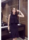 Sleeveless Top + Skirt - KP002082