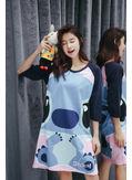 Korean Style Printed Tee - KP002102