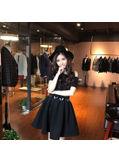 Beautiful One Shoulder Dress - KP002107