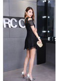Off Shoulder Lace Dress - KP002108