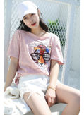 Cute Printed T-shirt - KP002129