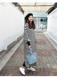 Cotton Long Dress - KP002154