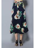 Summer Floral Skirt - KP002203