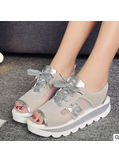 Lace up Sneaker Flats - KP001908