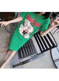 Popeye T-shirt Dress - KP002167