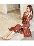 Printed Maxi Dress - KP002196