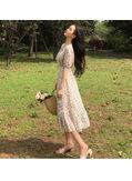 Cute Summer Floral Dress - KP002197