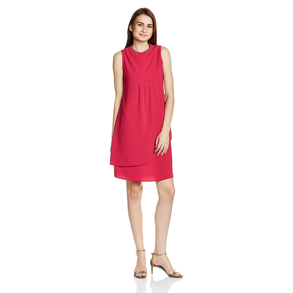MELO PLEATED DRESS
