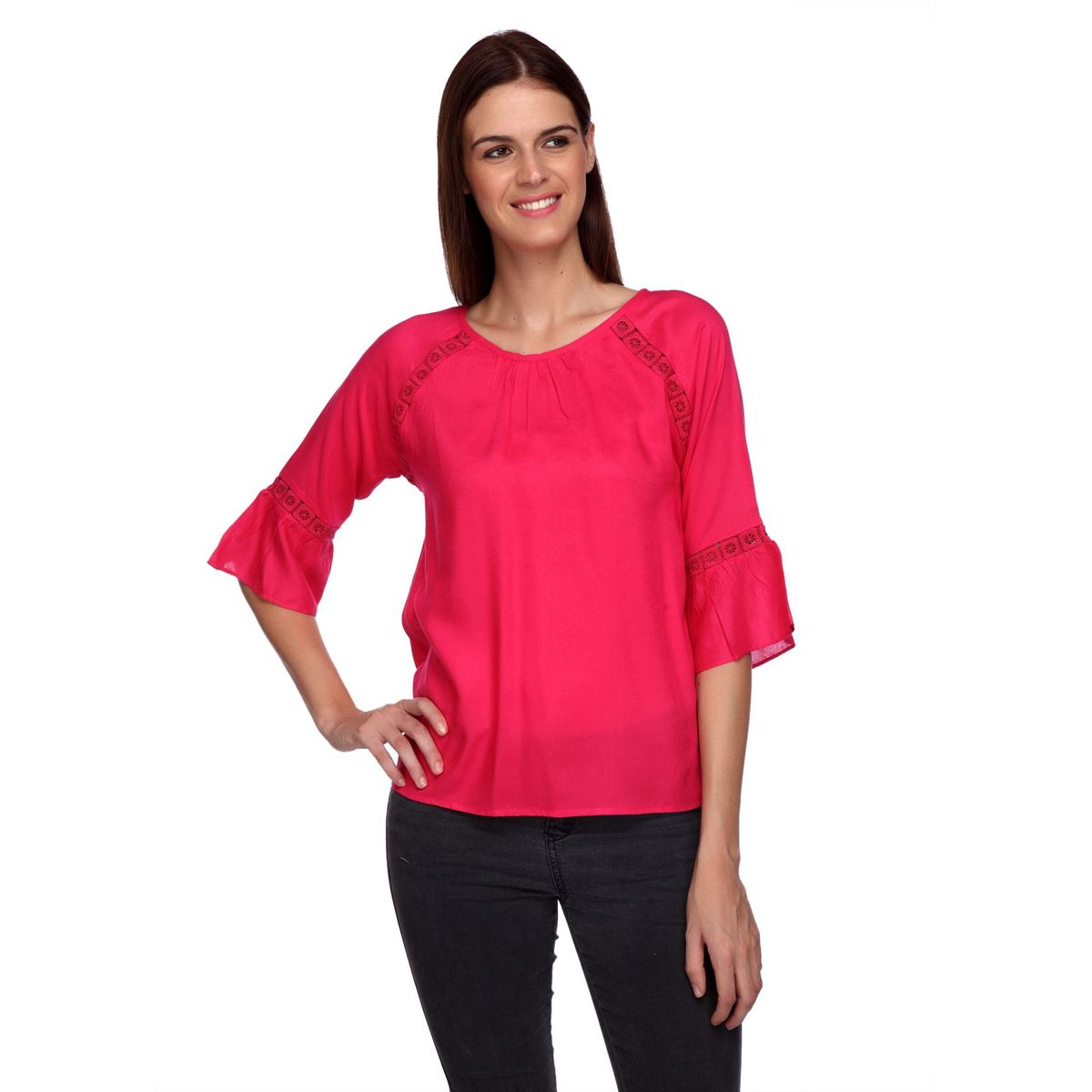 CLARISSA BELL SLEEVE TOP