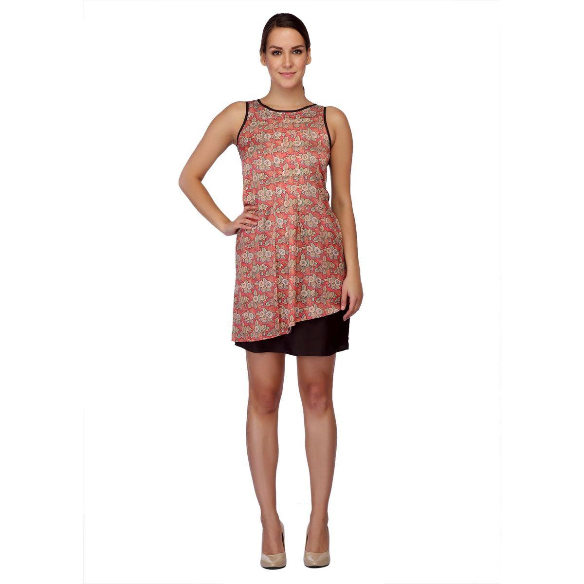 DAHLIA FLORAL PRINT DRESS