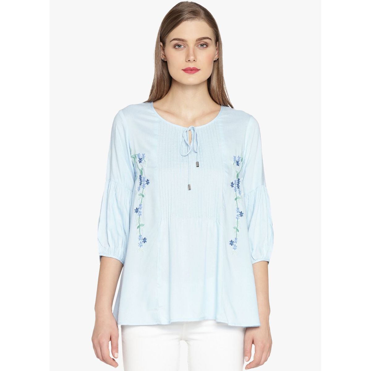 LUCRECIA RELAXED TOP