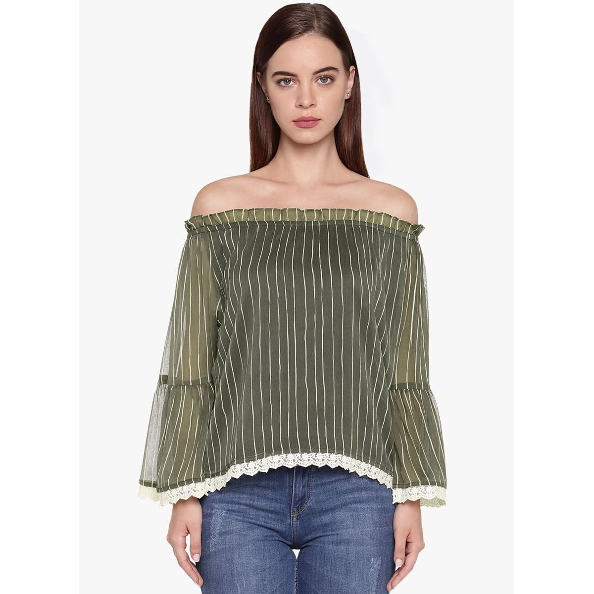 FRANCE OFF SHOULDER TOP