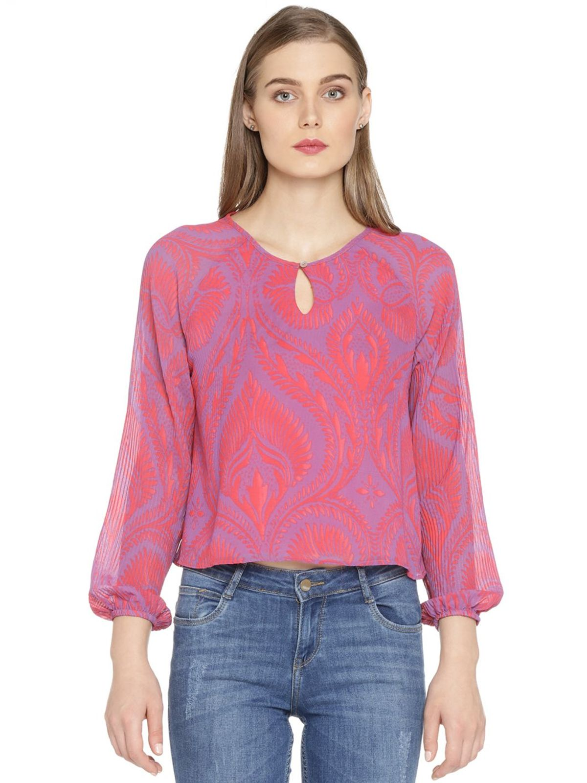 ALBENA REGLAN SLEEVE TOP
