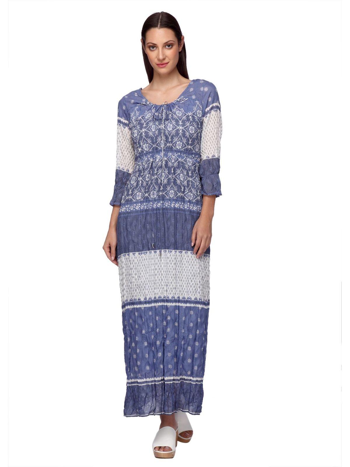 ALICIA BOHO MAXI DRESS
