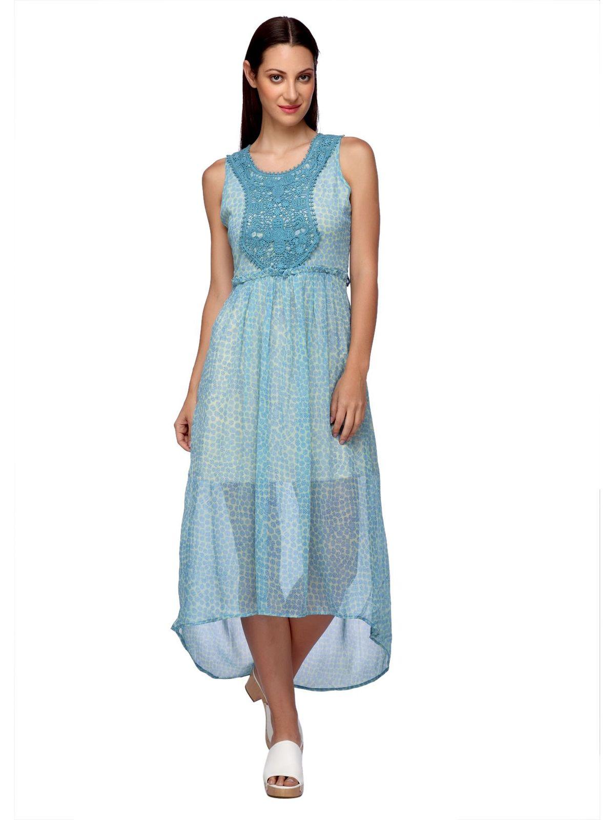 GRACE LONG N SHORT DRESS